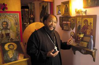 Fr. Moses Berry