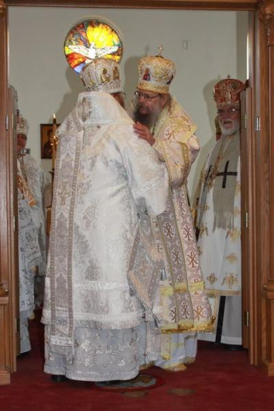 Bishop Alexander Golitzin