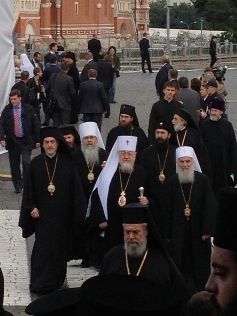 Heads of churches