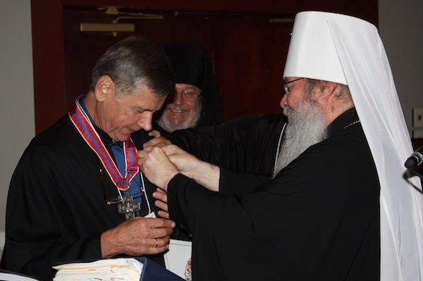 Fr John Tkachuk
