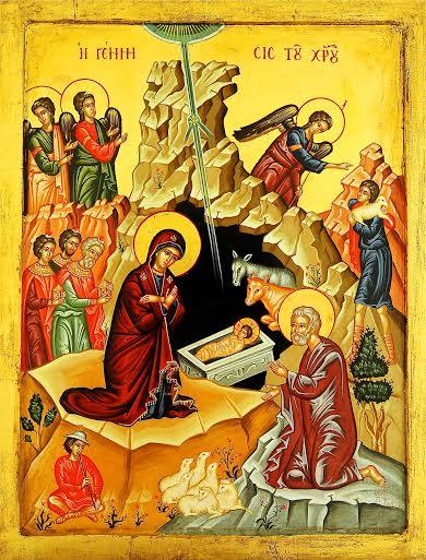 Nativity Christ