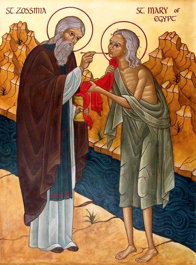 St Mary Egypt