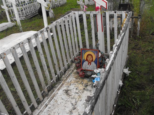 Pilgrims will visit the grave of the saintly Matushka Olga Michael.
