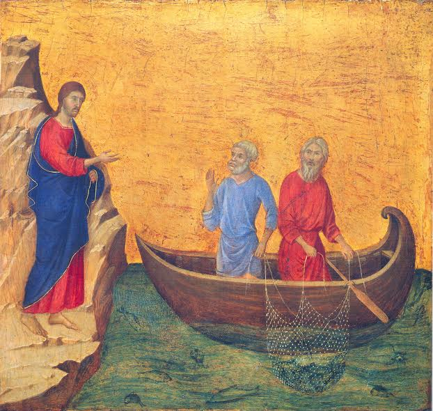 Call of Apostles