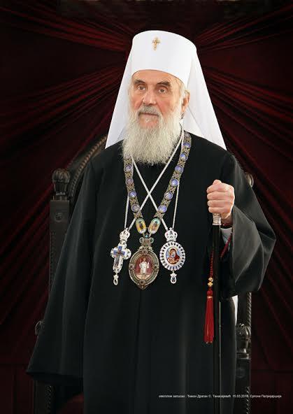 Patriarch Irinej