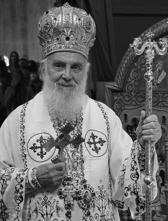 patriarch irenej