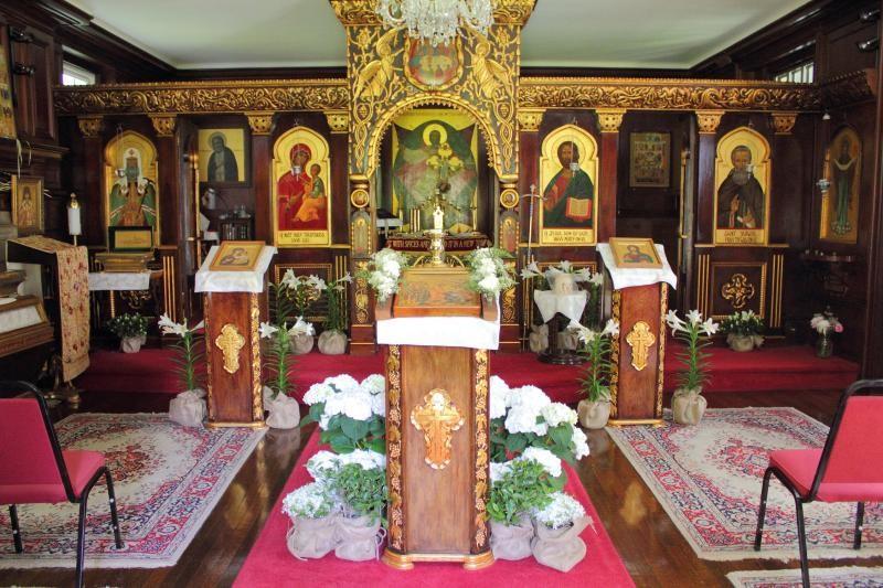 st sergius chapel