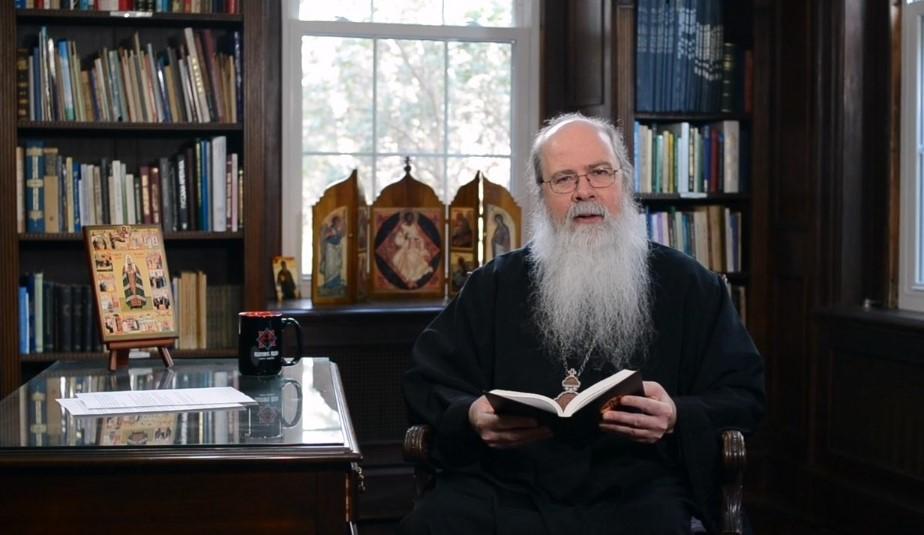 Lenten Reflections by Metropolitan Tikhon