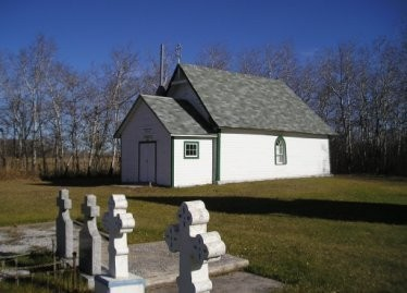 St. Basil Church & Cemetery