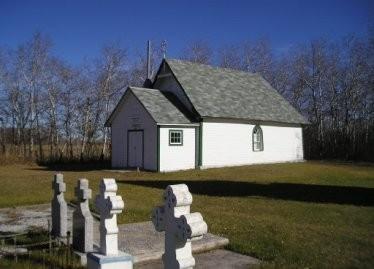 St. Basil Chapel & Cemetery