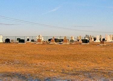 St. John the Baptist Cemetery