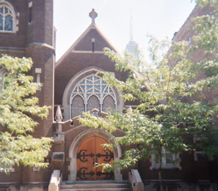 Christ the Savior Church