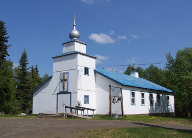 St. Seraphim of Sarov Church