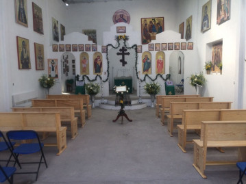 Parroquia de la Santísima Trinidad