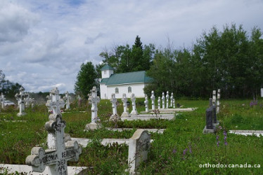 St. John the Baptist Chapel & Cemetery
