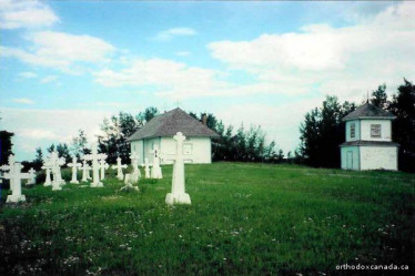 St. Demetrius Chapel and Cemetery