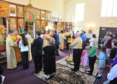 Questions and Answers about the Orthodox Liturgical services