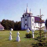 Holy Trinity Chapel and Cemetery