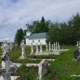 St. John the Baptist Chapel & Cemetery