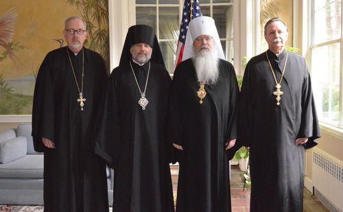 Orthodox Military Chaplains