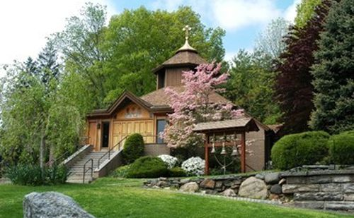 Three Hierarchs Chapel