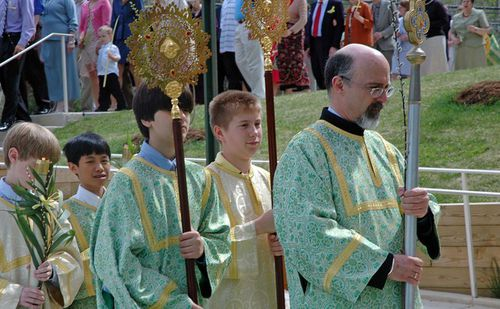 Questions and Answers about the Orthodox parish life and community