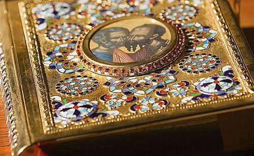 Questions and Answers about the Orthodox view on passages from the Holy Scriptures