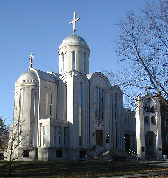 The Orthodox Church in America
