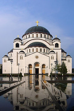 The Church of Serbia