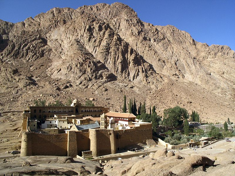 The Church of Sinai